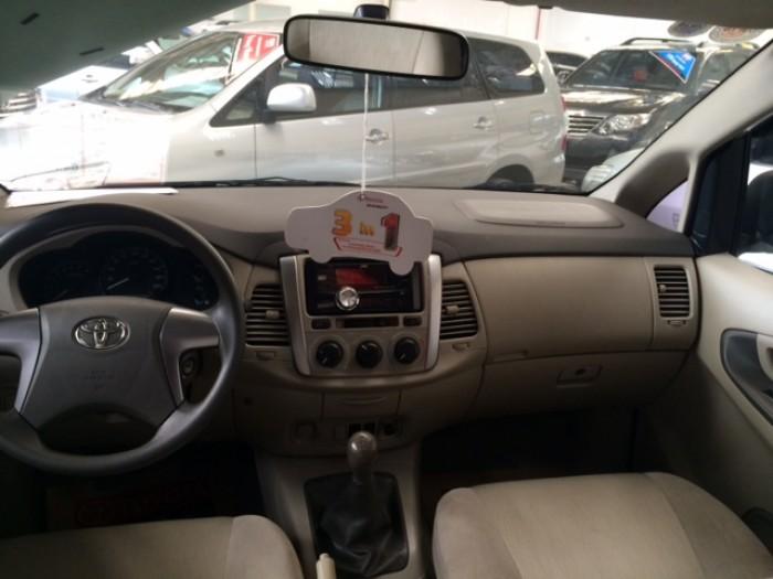 Toyota Innova Số Sàn - 2014 - Bạc 2