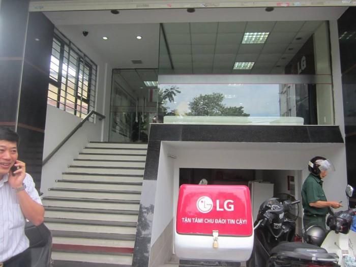 Bán biệt thự mặt phố Nguyễn Đình Thi, Tây Hồ diện tích 250m2x 4 tầng