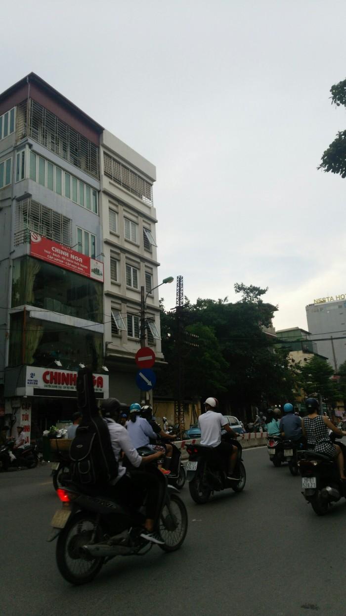 Bán nhà Mặt phố Nam Đồng 120m, mặt tiền 5m.