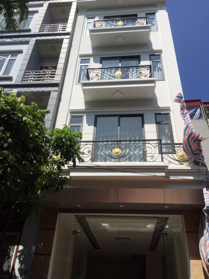 Bán nhà  chính chủ 50m2*5 tầng Văn La, Quang Trung. Ôtô vào nhà, đường 12m