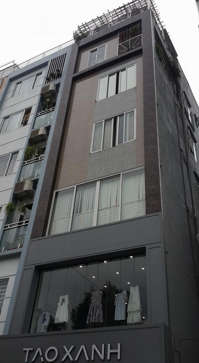 Bán nhà Cầu Dậu. DT 65m2, 7 tầng, MT 4.3m