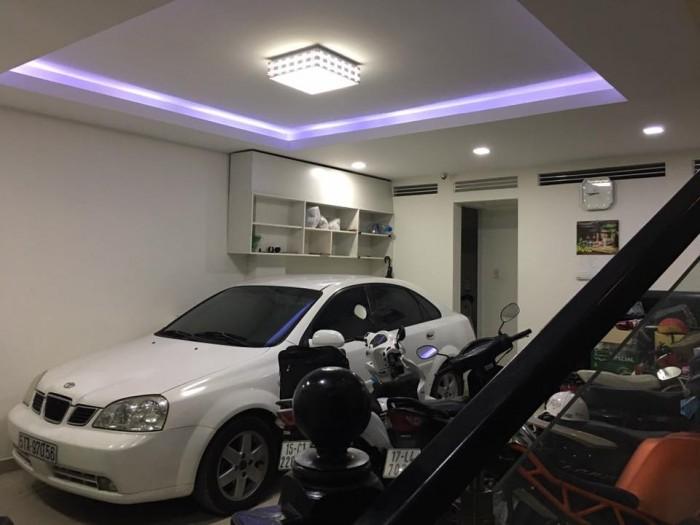 Bán nhà Quang Trung, Gò Vấp, 52m2, 3 tầng, xe hơi vô nhà