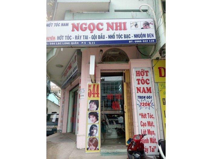 Cần Sang Tiệm Hớt Tóc Nam Ngoc Nhi