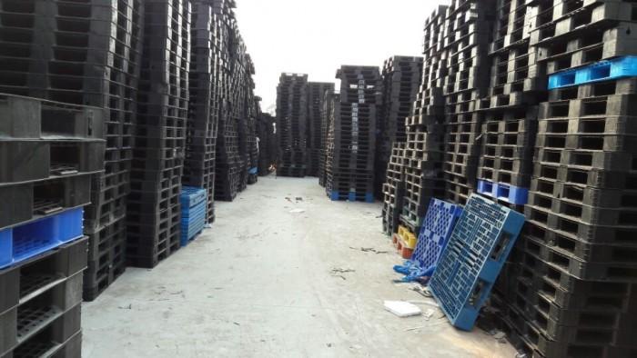 Pallet nhựa Bắc Ninh2