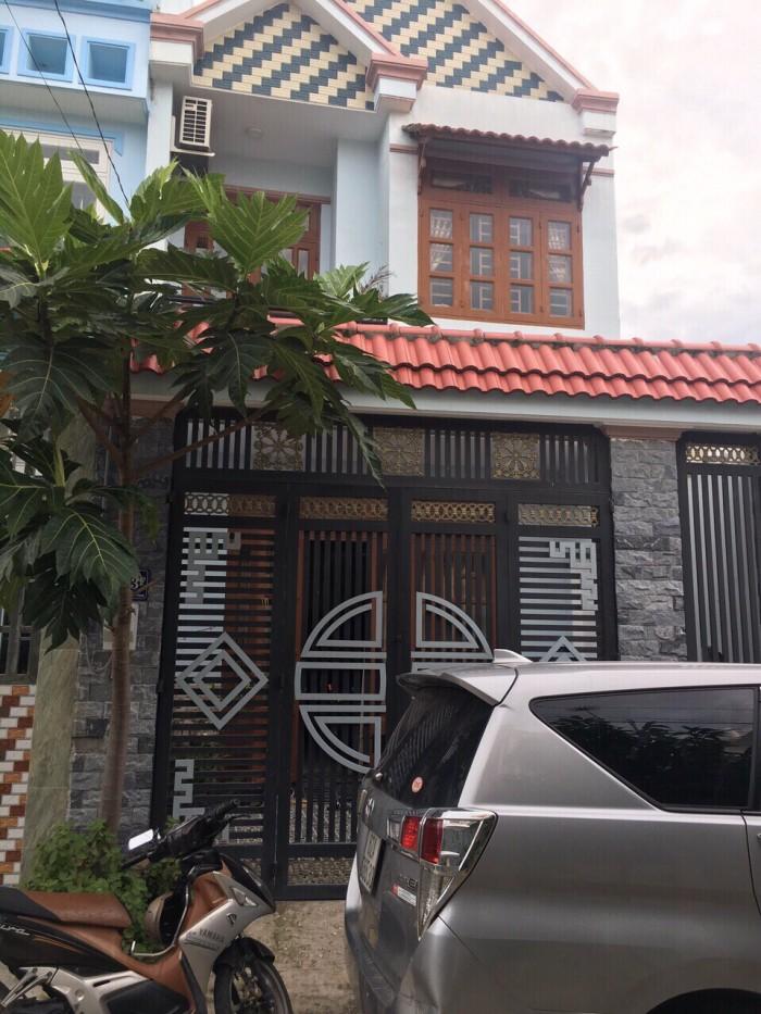 Bán Nhà 1 Lầu SHR Huyện Hóc Môn