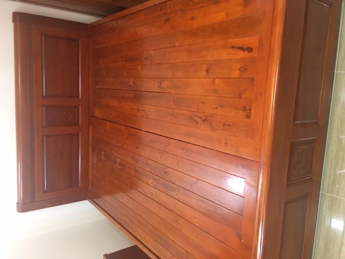 Giường Gỗ Xoan Đào 2 hoặc 4 Ngăn kéo1