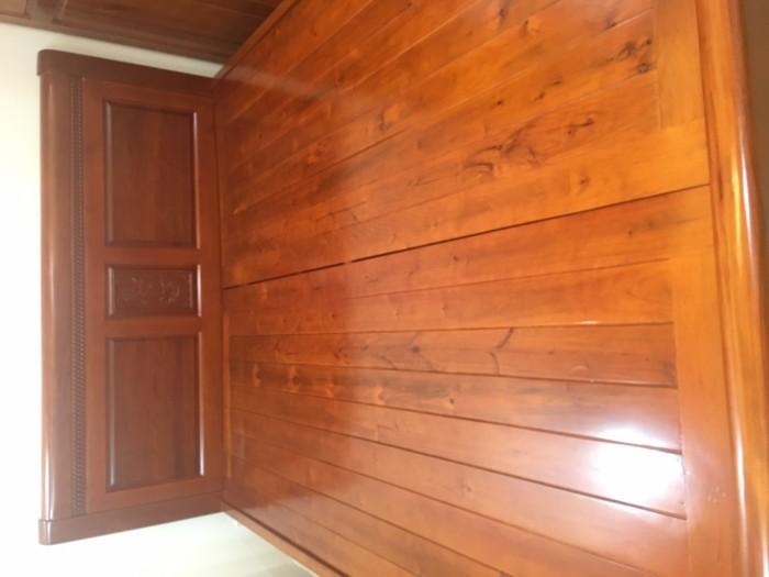 Giường Gỗ Xoan Đào 2 hoặc 4 Ngăn kéo3