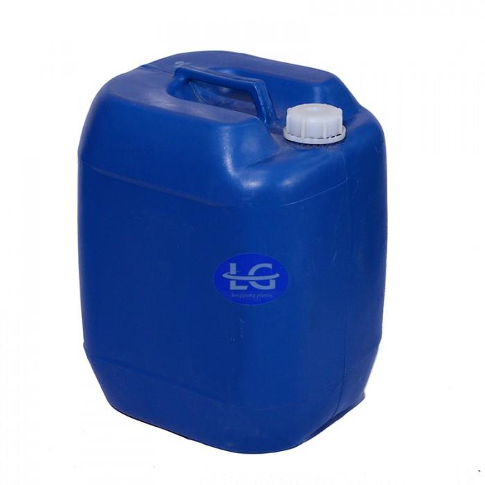Can nhựa 30 lít Mã sản phẩm: Can Nhựa 30 lít Kích thước:315(L) x 285(W) x 432(H) mm Chất liệu: HDPE màu sắc: xanh, vàng , trắng Trọng lượng can : 1,6 kg số lượng 1000 cái/ đơn hàng được sản xuất theo màu sắc và gắn logo theo yêu cầu, sx theo trọng lượng yêu cầu. Sản phẩm có thể gắn logo, in chữ....