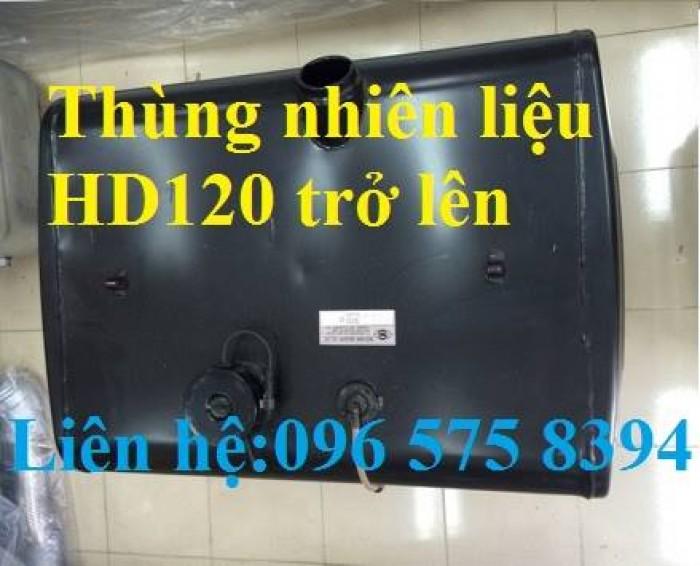 Phụ tùng xe tải hyundai 2,5 tấn đến 20 tấn ,xe đầu kéo