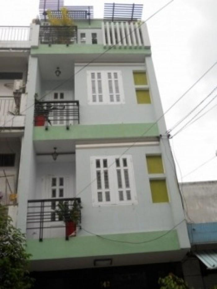 Bán Nhà Mặt Tiền Đường Trần Minh Quyền, Phường 11, Quận 10