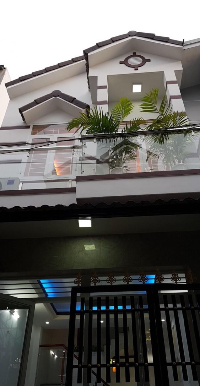 Bán nhà sổ hồng riêng hẻm xe hơi KDC Sài Gòn Mới, Thị Trấn Nhà Bè