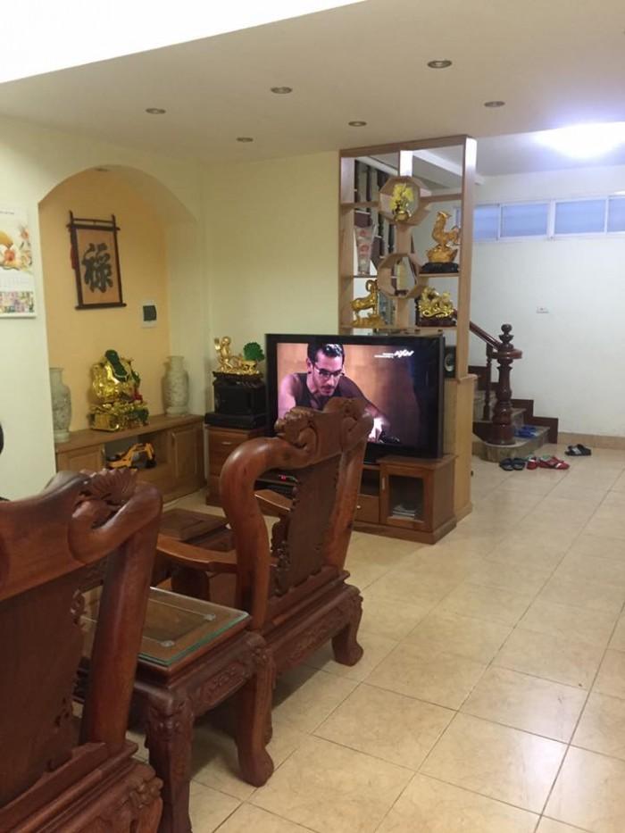 Cần bán gấp nhà 40,5m2 phố Vĩnh Phúc , Ba Đình