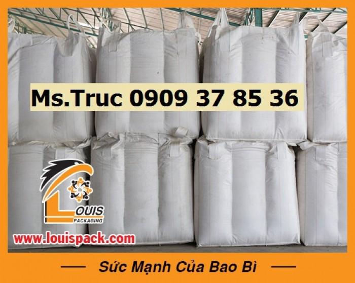 Bao Jumbo vách ngăn chống phình: 1 tấn cà phê xuát khẩu.