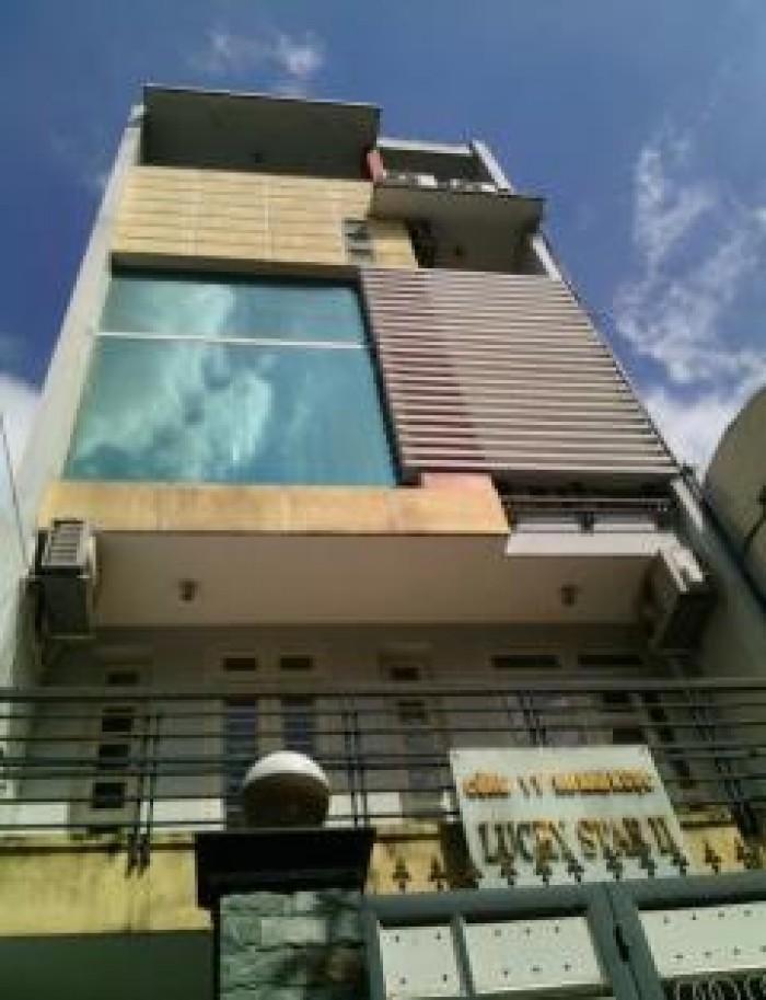 Bán Nhà Mặt tiền Lê Quý Đôn, Quận 3, DT: 9.5x23m, Xây 3 Lầu
