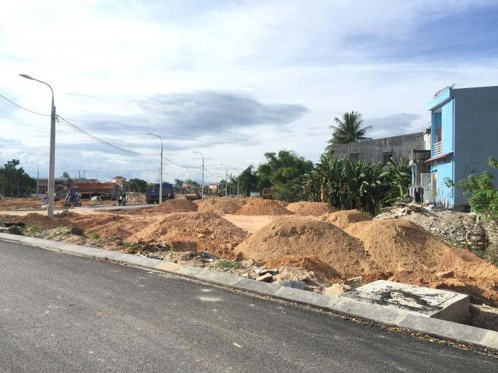Bán nhanh lô đất chợ Điện Thắng Trung cách trung tâm Đà Nẵng 11km