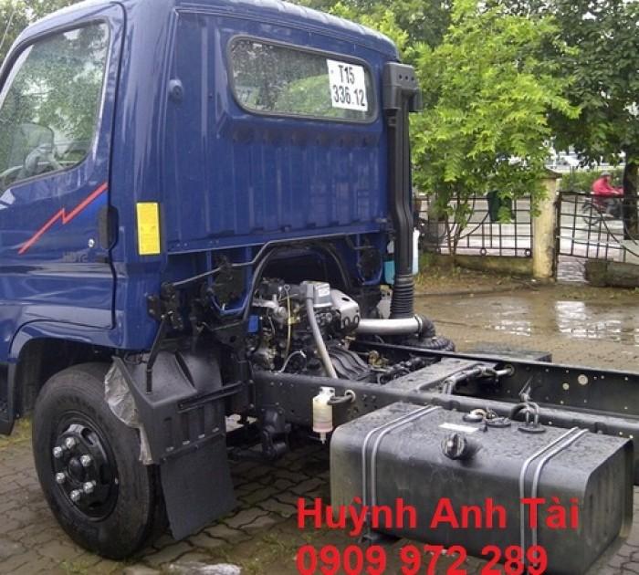 Bán xe tải Hyundai HD99 HD650 nhập khẩu 3 cục  HD65, HD72 3,5 tấn 6,5 tấn trả góp tại Vũng Tàu 0