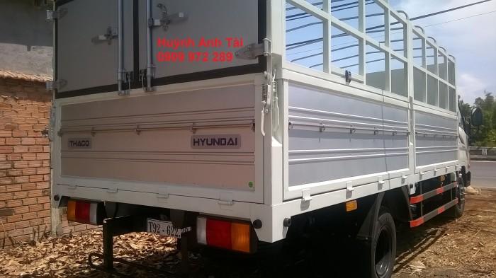 Bán xe tải Hyundai HD99 HD650 nhập khẩu 3 cục  HD65, HD72 3,5 tấn 6,5 tấn trả góp tại Vũng Tàu 2