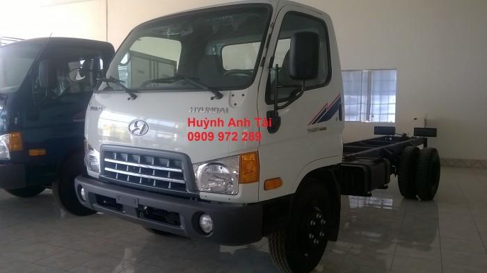 Bán xe tải Hyundai HD99 HD650 nhập khẩu 3 cục  HD65, HD72 3,5 tấn 6,5 tấn trả góp tại Vũng Tàu 1