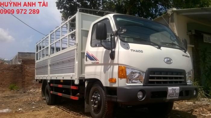 Bán xe tải Hyundai HD99 HD650 nhập khẩu 3 cục  HD65, HD72 3,5 tấn 6,5 tấn trả góp tại Vũng Tàu 3