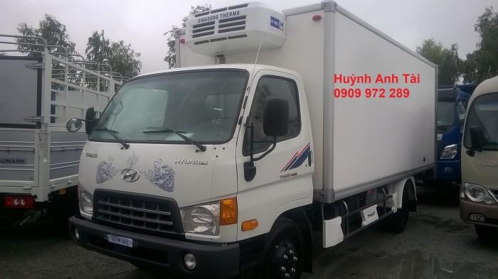 Bán xe tải Hyundai HD99 HD650 nhập khẩu 3 cục  HD65, HD72 3,5 tấn 6,5 tấn trả góp tại Vũng Tàu 4