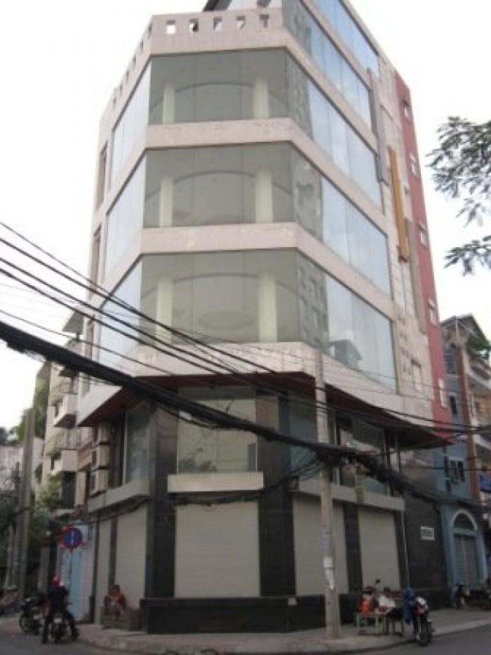 Bán Nhà Góc 2 Mặt Tiền Trần Nhật Duật - Đặng Dung, Quận 1.