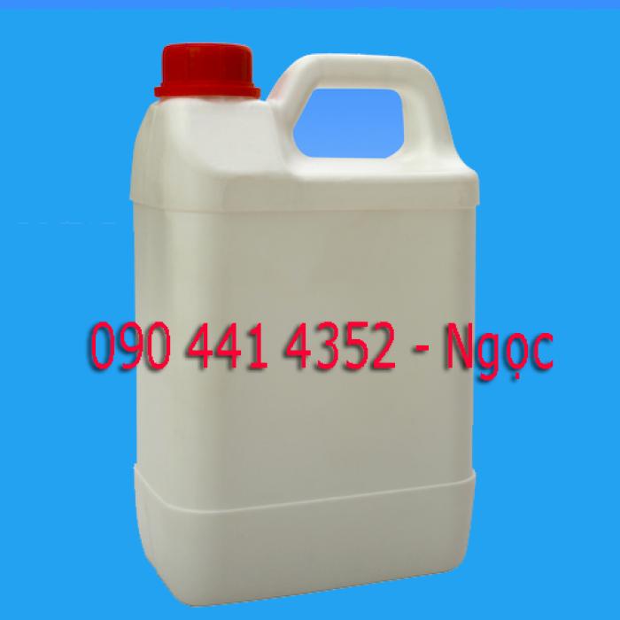 Can nhựa 1l, 2l, 4l, 5l nhựa HDPE chính phẩm , nhựa chất lượng cao