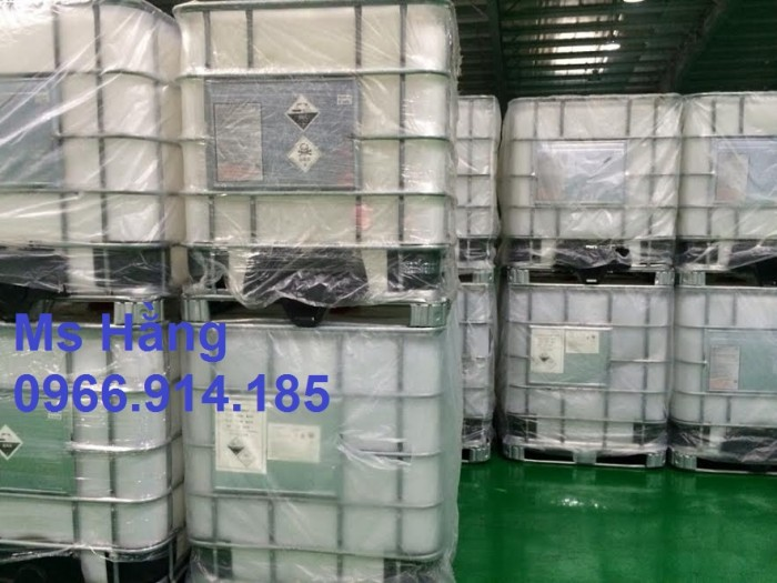 Bồn nhựa 1 tấn chịu nhiệt độ cao đựng hóa chất, thực phẩm