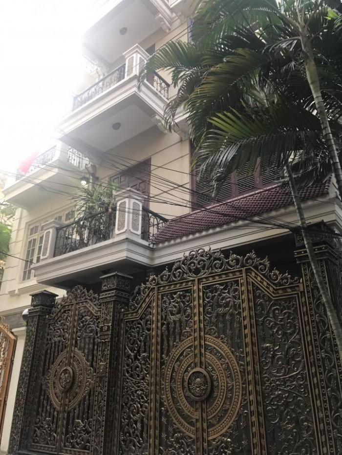 Bán nhà phố Ngụy Như Kon Tum, Quận Thanh Xuân 90m, Mt 6.5m, đẹp nhất phố.