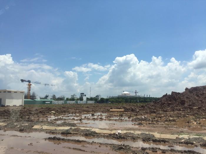 Đất mặt tiền đường 35m, Nguyễn Thị Định, Sổ Riêng