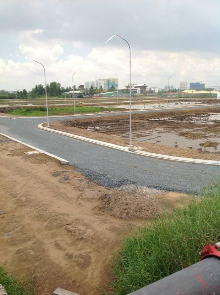 Đất Thổ Cư 100% Đồng Văn Cống, Q2 - Sổ riêng-XDTD