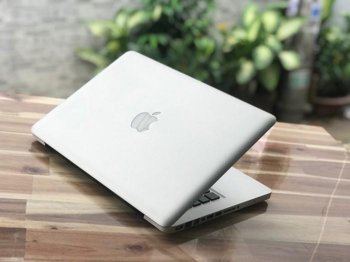 Macbook Pro A1278 13,3in, i7 2011 8G 500G Đẹp zin 100% Giá rẻ8