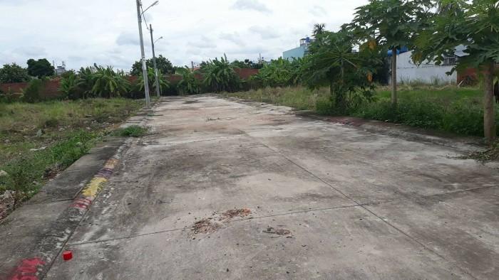 Lô đất nền đường TX25, Q12, sổ hồng riêng