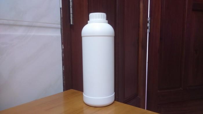 Chai nhựa hdpe 1 lít, chai nhựa đựng hóa chất, chai nhựa ngành nông dược 1 lít0