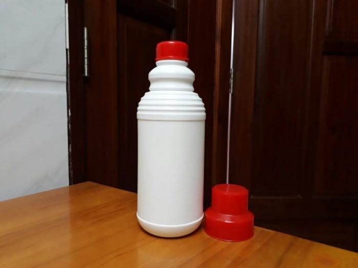Chai nhựa hdpe 1 lít, chai nhựa đựng hóa chất, chai nhựa ngành nông dược 1 lít5