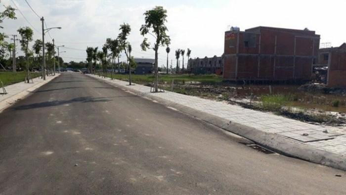 Bán đất MT đường Nguyễn Thị Định quận 2 vừa lên thổ cư 100%