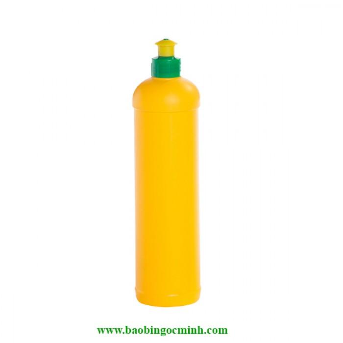 Chai nhựa HDPE ,can nhựa, hũ nhựa, xô nhựa công ty bao bì Ngọc Minh1