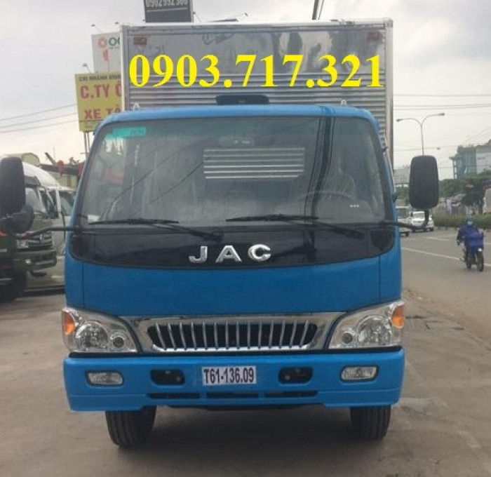 Xe tải Jac HFC1083K – 6.400kG