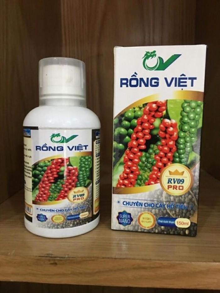 Phân bón sinh học cao cấp Rồng Việt0