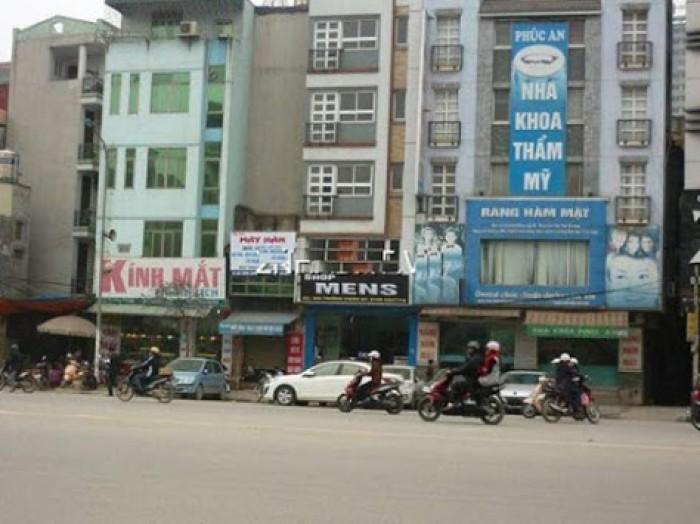 Mặt phố Quang Trung kinh doanh đỉnh giá mềm mại