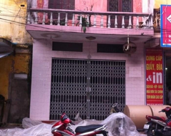 Bán 49m2 đất mặt phố Định Công, Hoàng Mai, có 1 không 2.