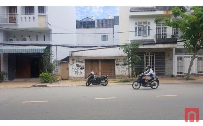 Bán đất mặt tiền đường 20 - Nguyễn Phúc Chu P15 Tân Bình