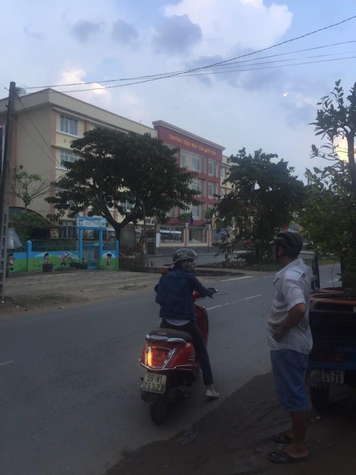Cần Bán Gấp 1160 M2 Mặt Tiền HL 11, Hưng Long, Bình Chánh.