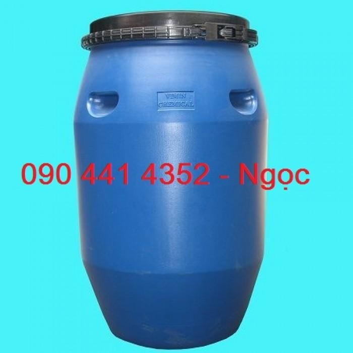 Thùng phuy nhựa 220lít, thùng phuy sắt 220lít cũ mới , đảm bảo uy tính