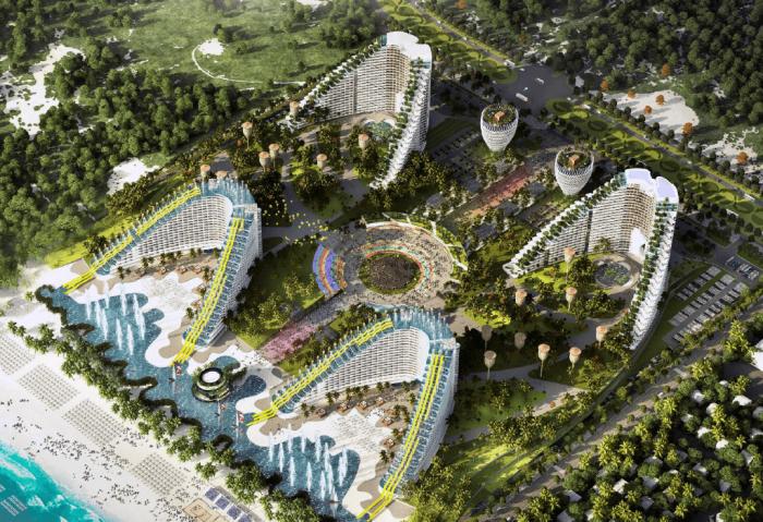 Condotel 5* The Arena Bãi Dài – Cam Ranh Cam Kết Lợi Nhuận 15 %/Năm