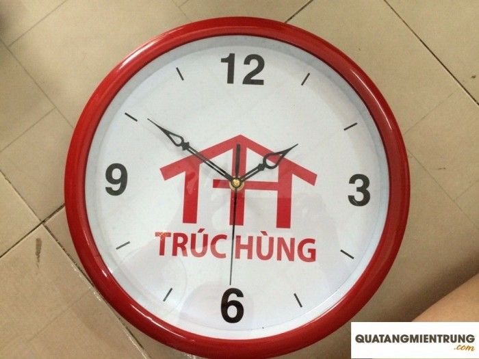 Sản xuất đồng hồ treo tường giá rẻ tại Đà Nẵng