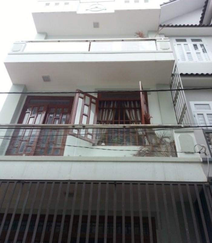 Bán nhà Phan Xích Long, 62m2, HXH