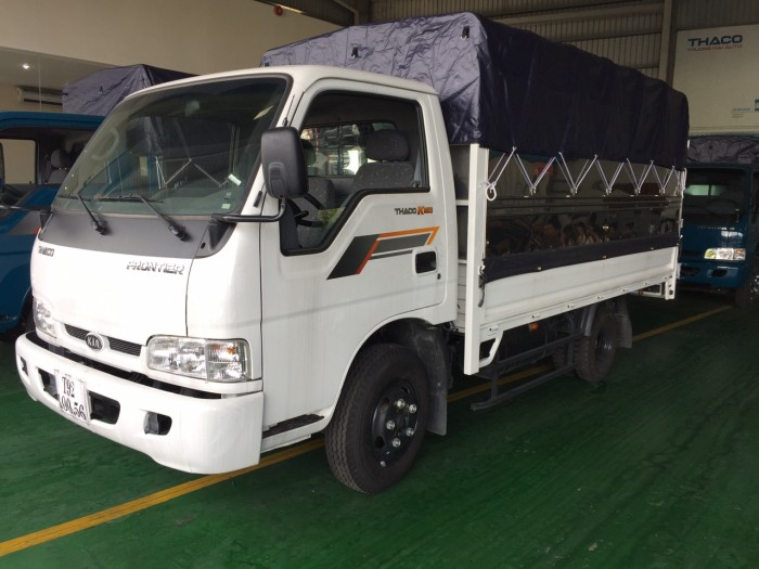 Xe tải Kia K165 2,4 tấn