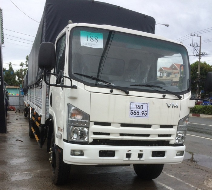 Xe tải Vĩnh Phát 8tan2, 8.2tan, 8200kg máy Isuzu chính hãng. 0
