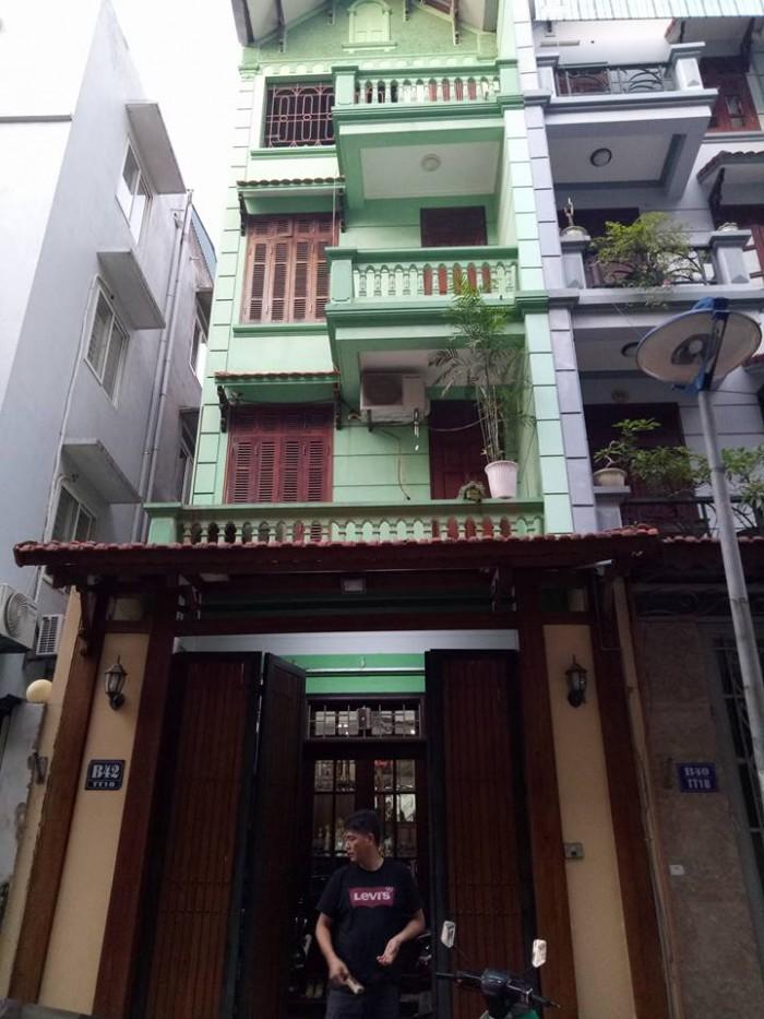 Bán nhà Khu Đô Thị Văn Quán, Hà Đông, DT83m2x4 tầng, MT4.2m, giá 7.8 tỷ