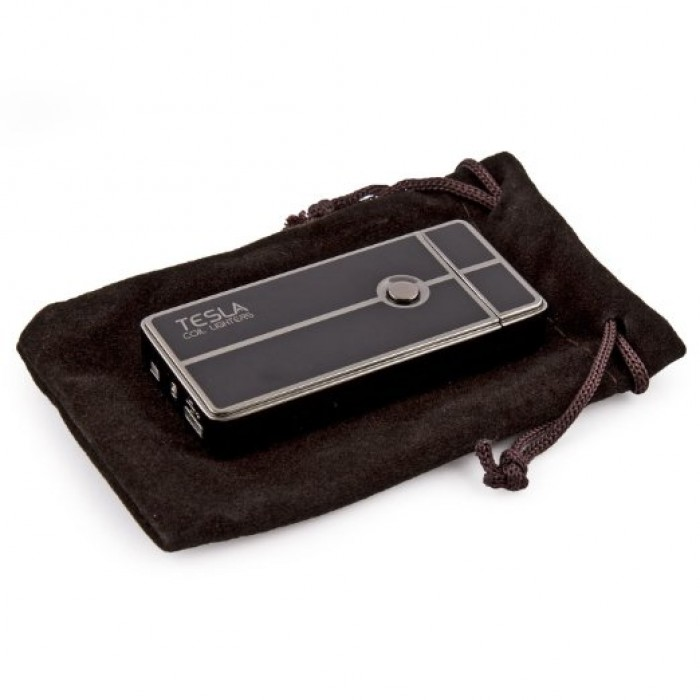 Bật lửa điện - bật lửa độc đáo Tesla Coil LightersTM USB0